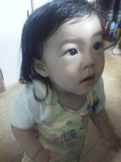 莉桜ちゃんです。